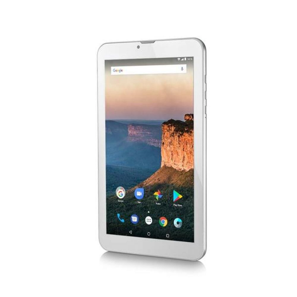 Tablet Multilaser M9 Nb284 Prata 8gb 3g