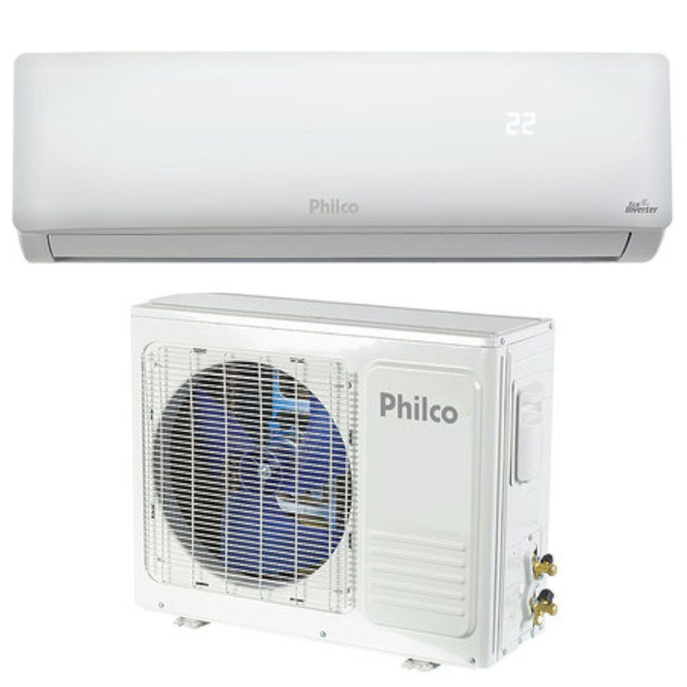 Ar Condicionado Split Inverter High Wall 9000 BTUs Philco Quente/Frio 220V PAC9000IQFM9