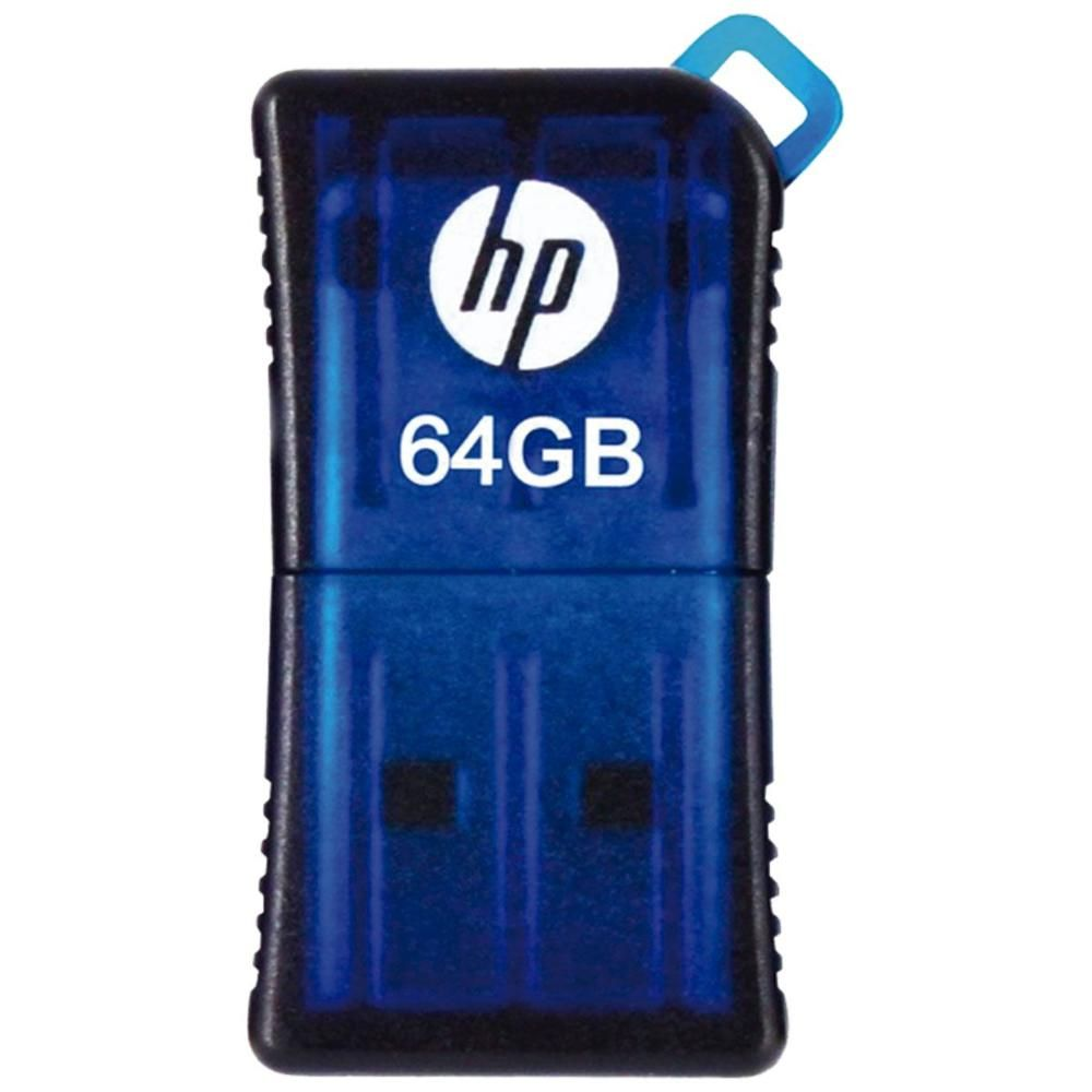 Pen Drive Hp 64gb - V165w