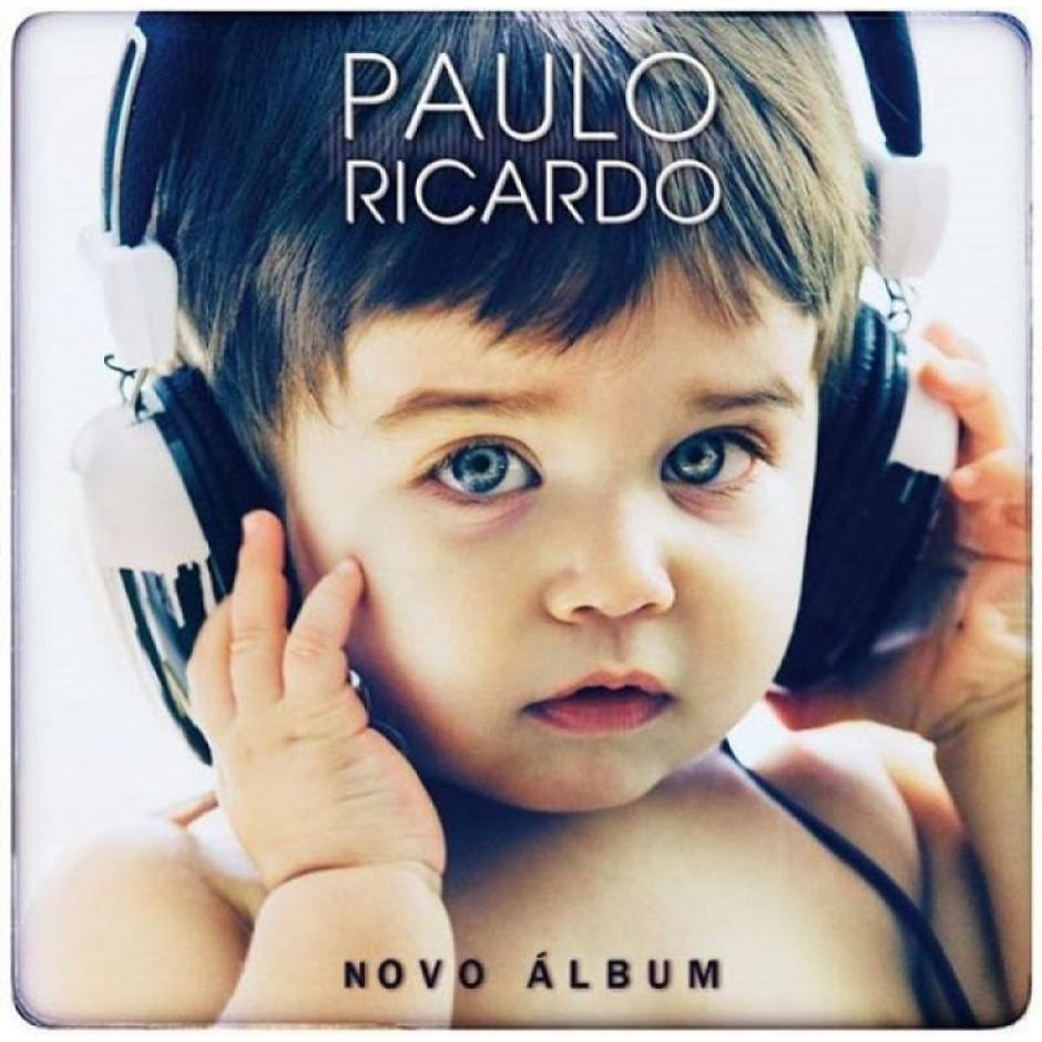 Paulo Ricardo Novo Álbum - Cd Rock